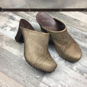 Dansko Mules Clogs Size 8